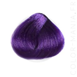 Kit Coloration Cheveux Violet Bleu - Urban Crazy | Color-Mania.fr