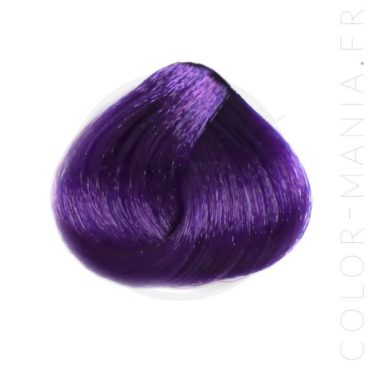 Kit Coloration Cheveux Violet Bleu - Urban Crazy | Color-Mania.fr