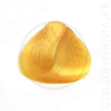 Coloration Cheveux Jaune Yellow - Urban Crazy   Color-Mania.fr