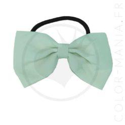 Elastic Green Hair Bow Mint | Color-Mania.fr