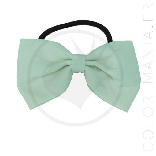 Menta verde elastica dell'arco dei capelli | Color-Mania.fr