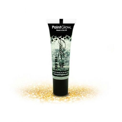 Gel Fixateur Paillettes Visage 13 mL - PaintGlow | Color-Mania.fr