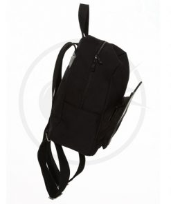 Maxwell Cat Black Backpack - Prohibido | Color-Mania.fr