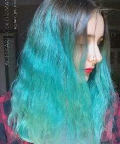 Grazie AoHikari :) Colore dei capelli Blu Acquatico - Ripple di polpa | Color-Mania