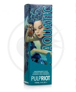 Hair Color Blue Aquatic - Pulp Riot | Color-Mania.fr