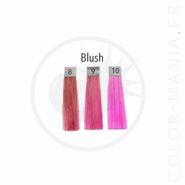 Coloration Cheveux Rose Blush - Pulp Riot | Color-Mania.fr