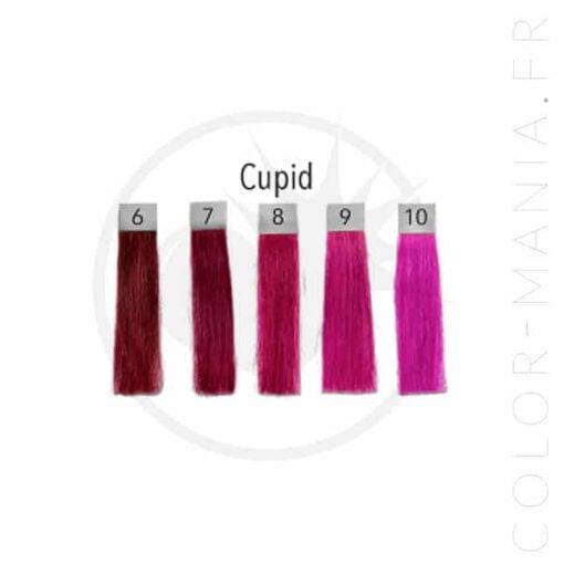 Coloration Cheveux Rose Cupid - Pulp Riot | Color-Mania.fr