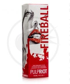 Fireball Red Hair Coloring - Pulp Riot | Color-Mania.fr
