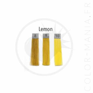 Hair Color Yellow Lemon - Pulp Riot | Color-Mania.fr