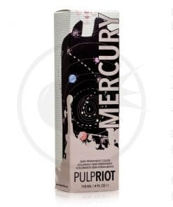Coloration Cheveux Gris Mercury - Pulp Riot | Color-Mania.fr