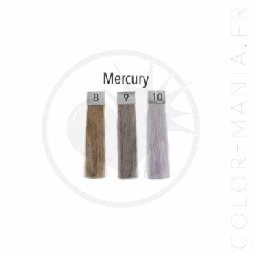 Coloración del cabello gris mercurio - Pulp Riot | Color-Mania.fr