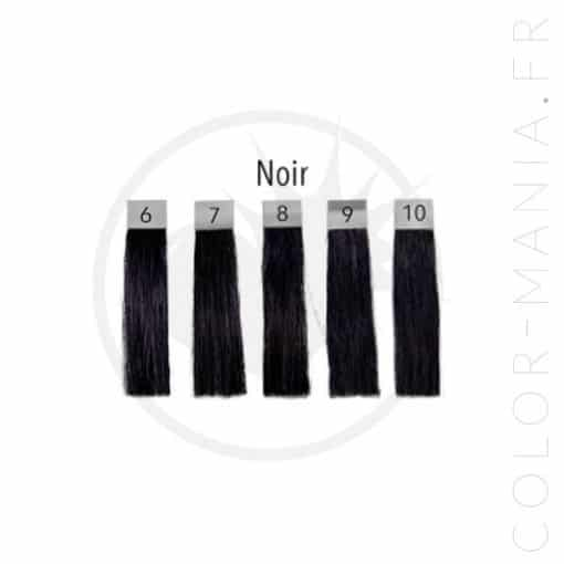 Coloration Cheveux Noir - Pulp Riot | Color-Mania