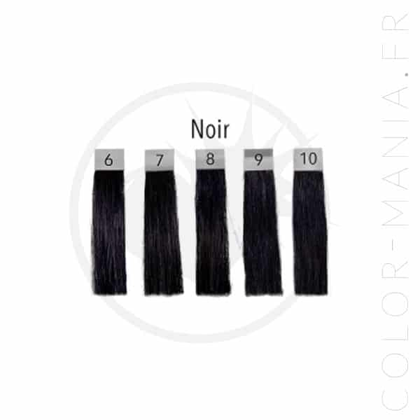 Hair Color Black - Pulp Riot | Color-Mania