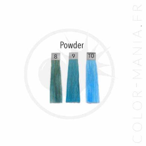 Coloration Cheveux Bleu Powder - Pulp Riot | Color-Mania.fr