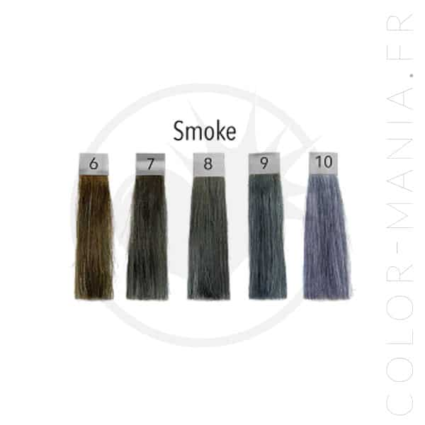 Coloration Cheveux Gris Smoke - Pulp Riot | Color-Mania.fr