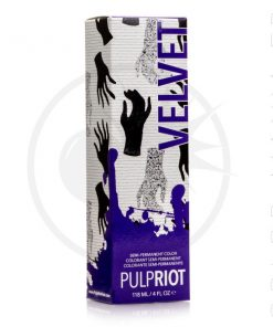 Coloration Cheveux Violet Velvet - Pulp Riot | Color-Mania.fr