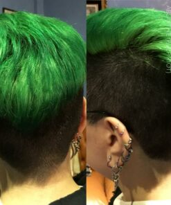 Merci Lynnfer Nergal :) Coloration Cheveux Vert Absinthe - Pulp Riot | Color-Mania