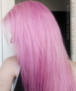 Merci Jeanne :) Coloration Cheveux Rose Blush - Pulp Riot | Color-Mania