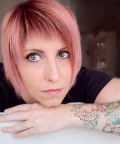 Merci Laura :) Coloration Cheveux Rose Blush - Pulp Riot | Color-Mania