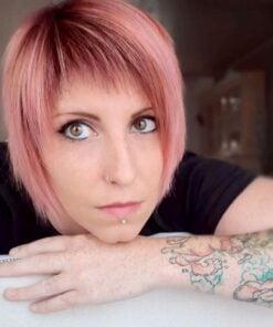 Merci Laura :) Coloration Cheveux Rose Blush - Pulp Riot | Color-Mania