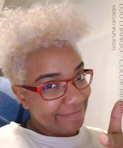 Merci Lou Django :) Coloration Cheveux Gris Mercury - Pulp Riot | Color-Mania