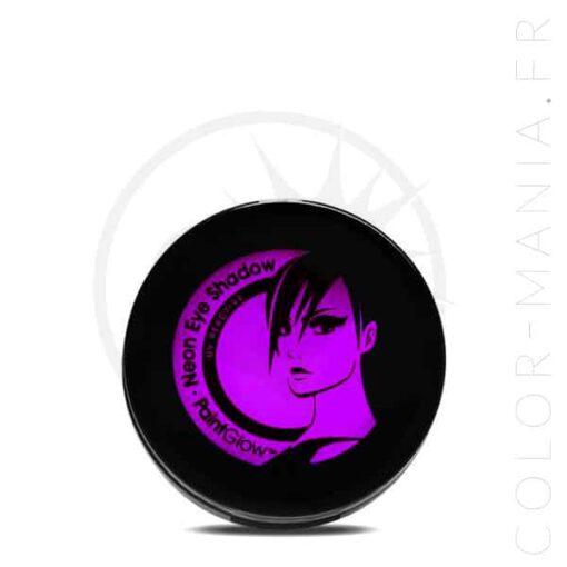 Ombretto UV violetto - Vernice trasparente Color-Mania.fr