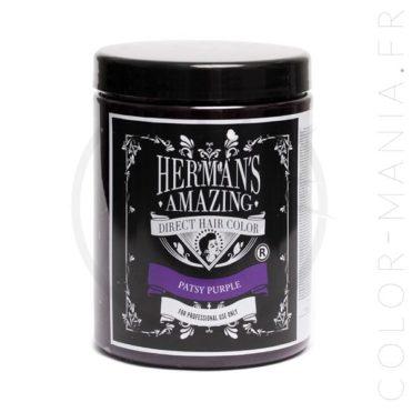 Herman's Amazing Violet Patsy Purple 1L   Color-Mania.fr