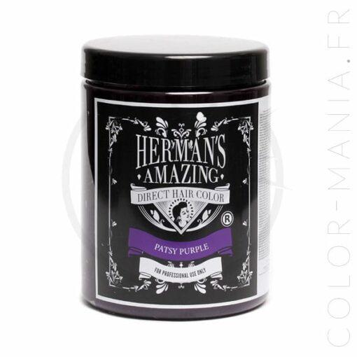 Herman's Amazing Violet Patsy Purple 1L | Color-Mania.fr