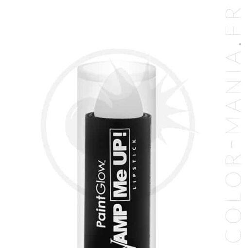 Rouge à Lèvres Blanc Neige - Paintglow | Color-Mania.fr