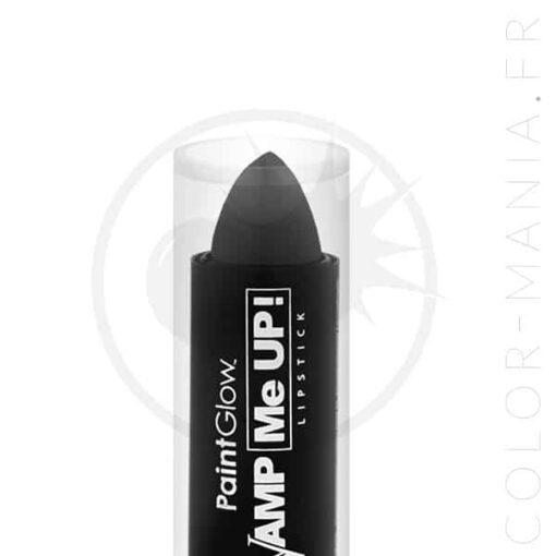 Rouge à Lèvres Noir Profond - Paintglow   Color-Mania.fr