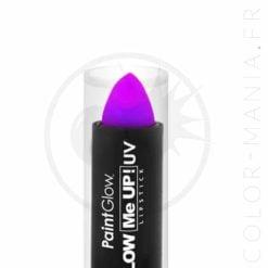 Rouge à Lèvres UV Violet - Paintglow | Color-Mania