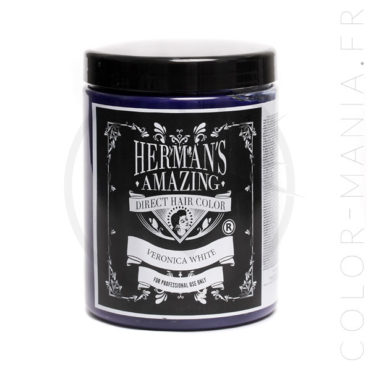 Herman's Amazing Blanc Veronica White 1L | Color-Mania.fr