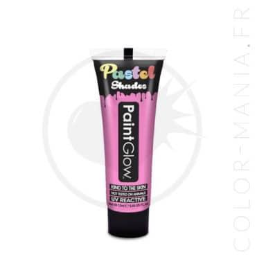 Maquillage Visage UV Violet Lilas Pastel 13 ml - Paintglow | Color-Mania.fr
