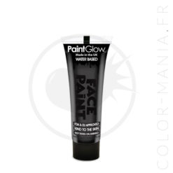 Maquillage Visage Professionnel Noir 13 ml - Paintglow | Color-Mania.fr