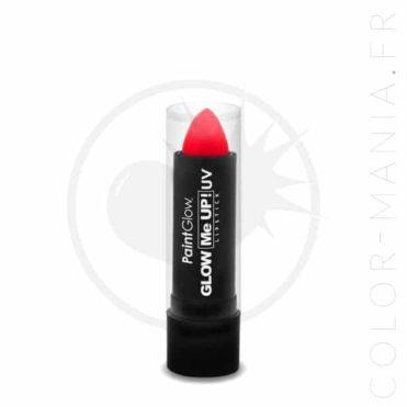 Rouge à Lèvres UV Rouge - Paintglow | Color-Mania.fr