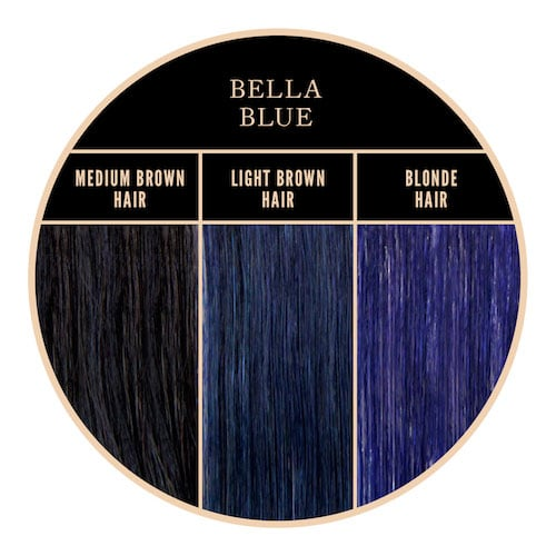 Bella Blue Blue Color de Herman's Amazing en Color-Mania