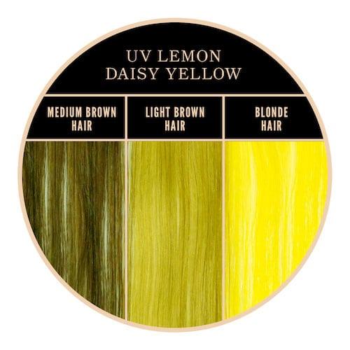 Coloration jaune Daisy de Herman's Amazing chez Color-Mania