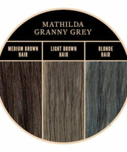 Coloration grise Mathilda Grey de Herman's Amazing chez Color-Mania