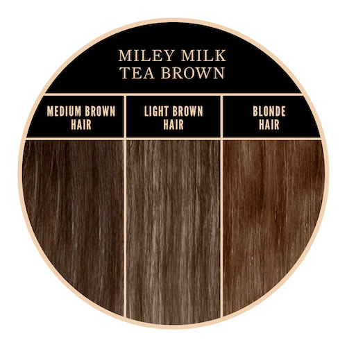 Coloration châtain Miley de Herman's Amazing chez Color-Mania