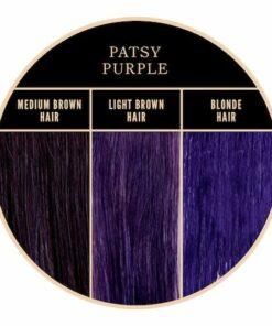 Coloration violette Patsy Purple de Herman's Amazing chez Color-Mania