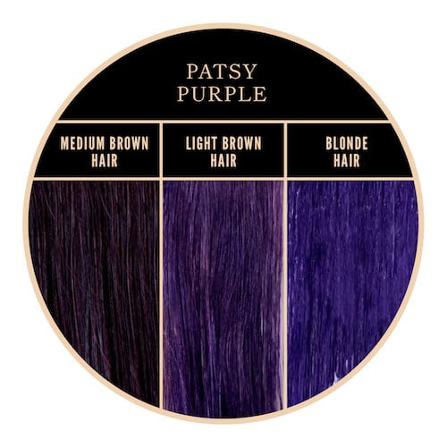 Purple Patsy Purple de Herman's Amazing en Color-Mania