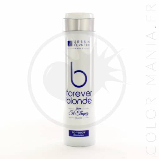 Shampoing Déjaunisseur Forever Blonde 250 ml - Urban Keratin | Color-Mania