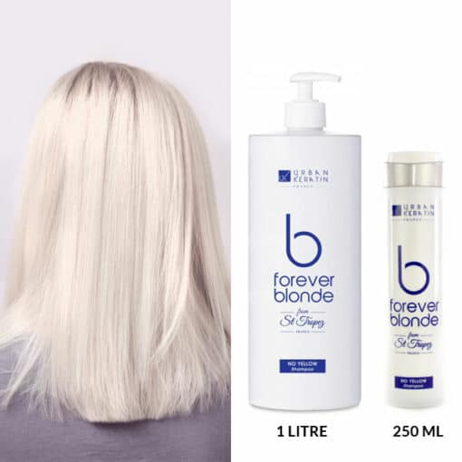 Shampoing Déjaunisseur Forever Blonde - Urban Keratin | Color-Mania