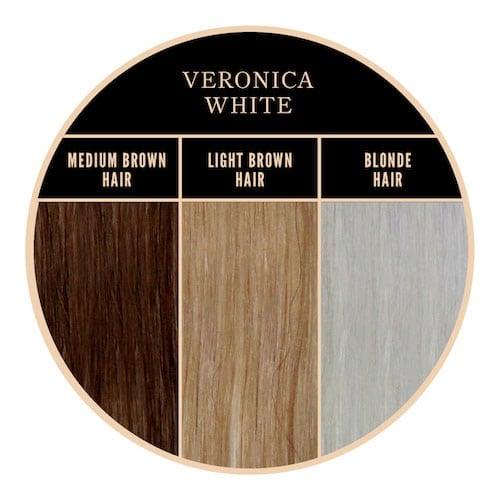 Coloration blanche Veronica Herman's Amazing chez Color-Mania
