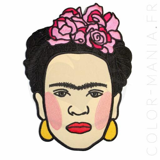 Parche de formato grande Frida Kahlo | Color-Mania.fr
