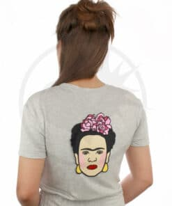 Patch de formato grande Frida Kahlo | Color-Mania.fr