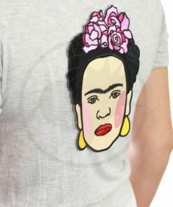Patch Grand Format Frida Kahlo   Color-Mania.fr