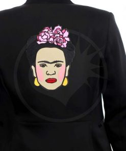 Patch Grand Format Frida Kahlo   Color-Mania