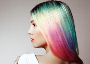 Cambia el color del cabello con coloración semipermanente - Color-Mania