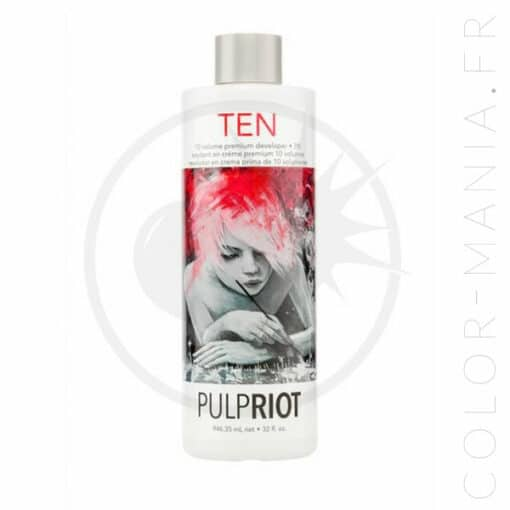Oxidant Cream Premium Developer 10 Volumes - Pulp Riot | Color-Mania